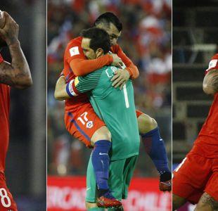 """Los 81 escenarios posibles para """"La Roja"""" en la última fecha de las Clasificatorias"""