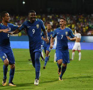 Brasil e Irán se afianzan como líderes de sus grupos en el Mundial Sub 17 de India