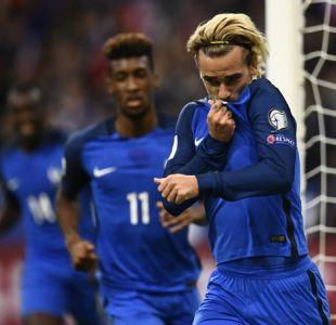 Portugal y Francia aseguran su clasificación a Rusia 2018 y Holanda queda fuera