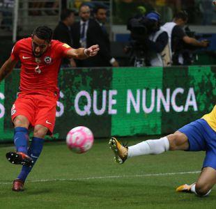 """[Minuto a Minuto] """"La Roja"""" se juega ante Brasil su clasificación al Mundial de Rusia"""