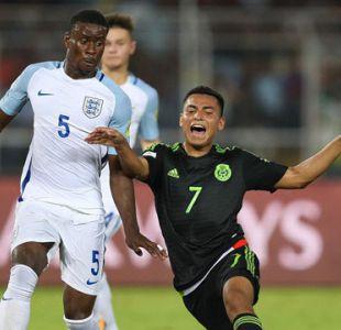 México cae en el Mundial Sub 17 y Honduras gana por goleada