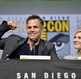 Mark Ruffalo transmite por error los primeros 15 minutos de Thor: Ragnarok