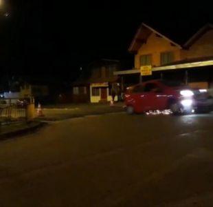 [VIDEO] Polémica por lomo de toro mal instalado en Villarrica