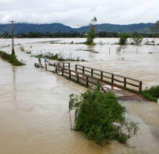 Inundaciones y deslaves dejan 37 muertos en Vietnam