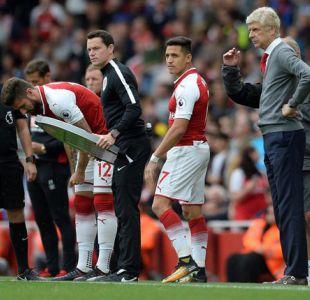 Wenger admite que Alexis podría partir y expresa preocupación por su estado anímico
