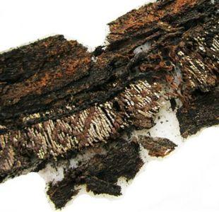 ¿Por qué los vikingos tenían la palabra Alá bordada en ropa usada en funerales?