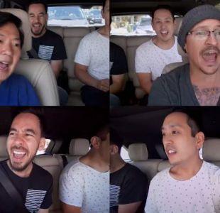 Linkin Park estrena el Carpool karaoke que la banda grabó antes de la muerte de Chester Bennington