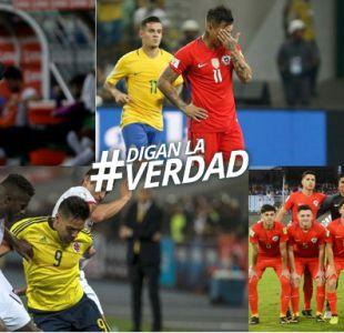 [VIDEO] #DLVenlaWeb con toda la trastienda de la eliminación de Chile del Mundial de Rusia