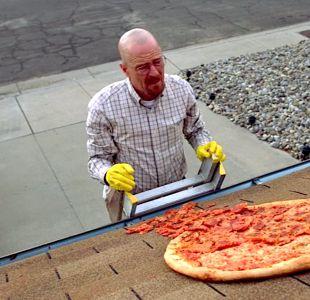 Los dueños de la casa de Walter White en Breaking bad se aburrieron de los fans arroja-pizzas