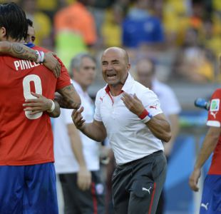 """¿El tiempo le da la razón? Los duros descargos de Jorge Sampaoli contra """"La Roja"""" en 2015"""