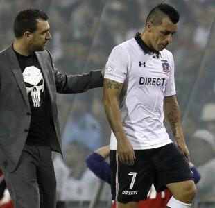 """Pablo Guede confiesa que seleccionados de Colo Colo llegaron """"cansados y tristes"""""""