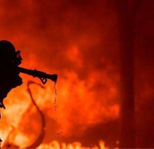 Al menos 18 muertos por incendio de un karaoke en China