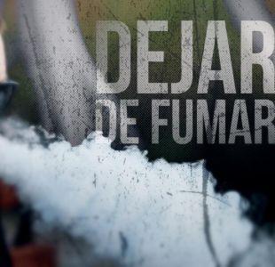 [VIDEO] Reportajes T13: la lucha por dejar de fumar