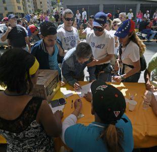 EE.UU. alerta sobre riesgo de parcialidad en elecciones en Venezuela