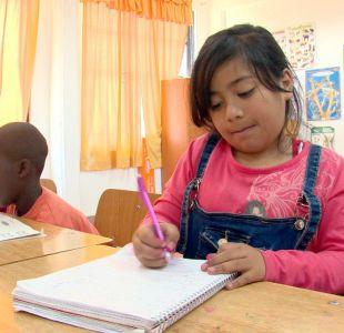 [VIDEO] Las dificultades que atraviesan los niños sin rut