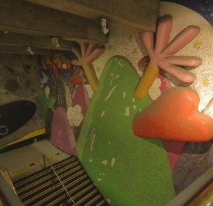 #HayQueIr: arte en el subsuelo