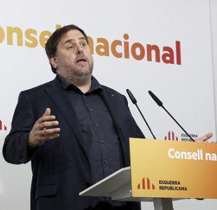 Vicepresidente catalán: la independencia debe ser la base de todo diálogo