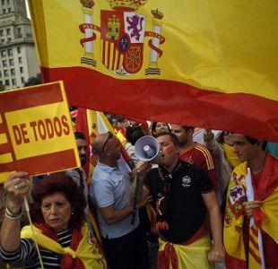 """Aliados del gobierno catalán dan """"por imposible"""" un diálogo con Madrid"""