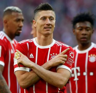 Bayern Munich sin Arturo Vidal golea a Friburgo por la Bundesliga