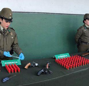 Operativo de Carabineros termina con 2.139 detenidos y 15.126 kilos de droga confiscados