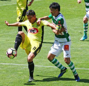 Temuco y San Luis igualan en el Germán Becker