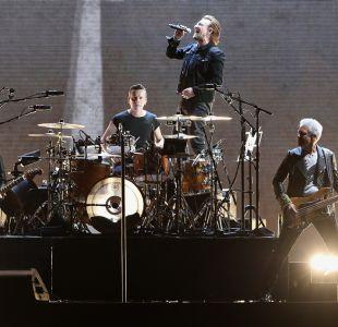Los pasajes chilenos del regreso de U2 a nuestro país