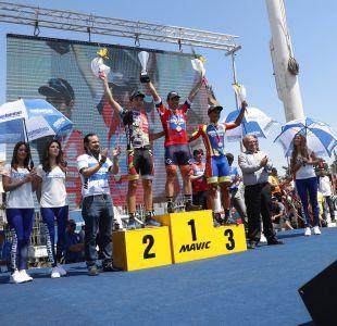 [FOTOS] Así fue la quinta y última etapa de la Vuelta a Chile 2017