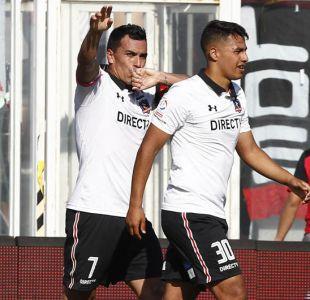 Colo Colo vence a Santiago Wanderers y es líder del Torneo de Transición