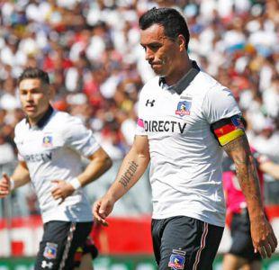 """Esteban Paredes y la selección: """"Yo creo que hay un quiebre"""""""