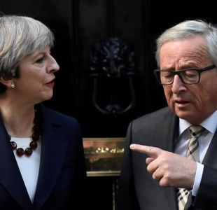 May viaja a Bruselas para impulsar negociaciones del brexit