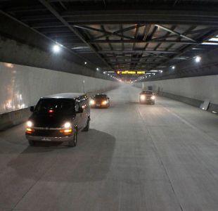 [VIDEO] Ministro de Obras Públicas entrega detalles de inauguración de Túnel Kennedy