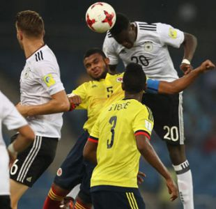 Colombia se despide del Mundial Sub 17 goleada por Alemania