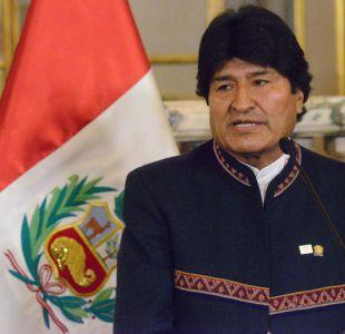 Evo Morales: En Venezuela ganó la paz frente a la violencia y perdió Trump