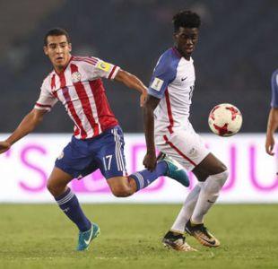 Doloroso adiós al Mundial Sub 17 de Paraguay ante Estados Unidos