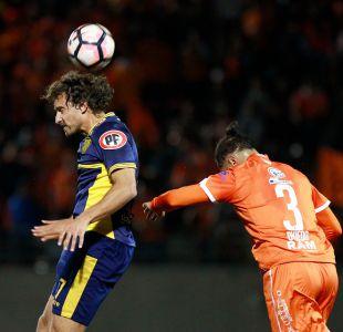 [VIDEO] Goles Primera B fecha 11: Barnechea vence a Cobreloa en casa