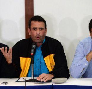 Oposición venezolana descarta diálogo con el gobierno sin auditoría de elecciones