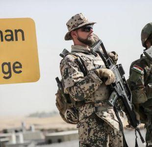 Alemania suspende su misión de adiestramiento de los peshmergas en Irak
