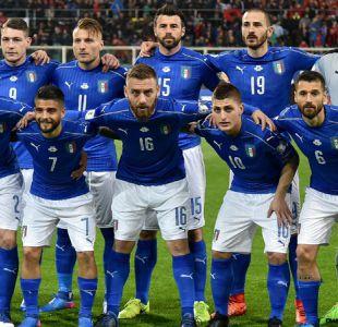Italia ante Suecia destaca en los duelos del repechaje europeo rumbo a Rusia 2018