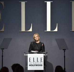 Reese Witherspoon revela que sufrió la agresión sexual de un director cuando tenía 16 años