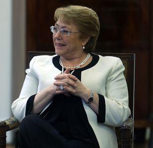 Encuesta CEP: Aprobación a la gestión de Bachelet aumenta a un 23%