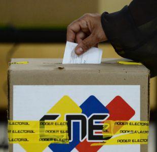 Chile y otros once países de América exigen urgente auditoría de comicios en Venezuela