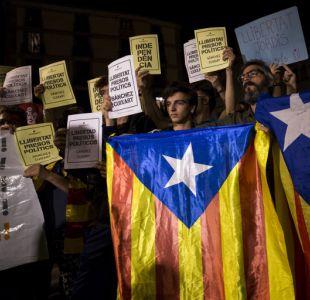 Tribunal Constitucional anula ley por la que se convocó referéndum en Cataluña