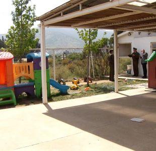 [VIDEO] Niño baleado en jardín infantíl