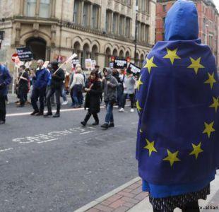 """Jóvenes británicos, """"perplejos y enfadados"""" ante el """"brexit"""""""