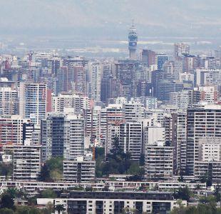 Venta de viviendas nuevas en Santiago aumento en 8,2% en tercer trimestre