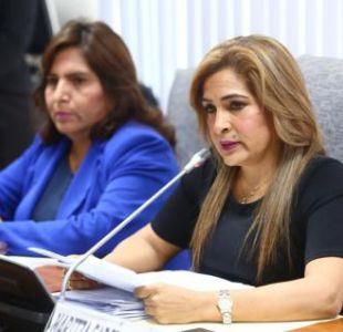 Congresista peruana deja comisión de la mujer por dichos sobre feminicidios