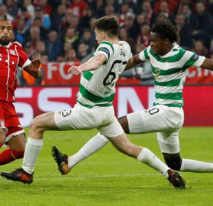 Bayern Munich vence a Celtic por la Champions con Vidal en cancha