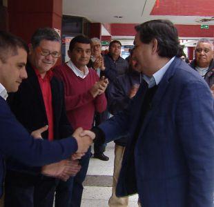 [VIDEO] Presiones al PS por denuncia narco