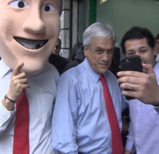 [VIDEO] Piñera presenta plan económico