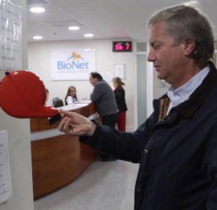 [VIDEO] Kast se realiza examen para la detección de drogas